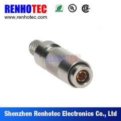 RF 1.0/2.3 Male Connector for LMR240 Cable