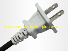 America power cord UL power wire