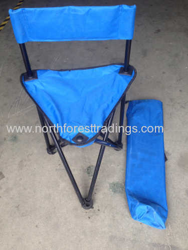 folding tripod ice fishing chair