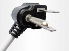High quality Custom UL approved power cord with plug