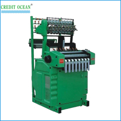 Satin Ribbon Needle Loom Machine