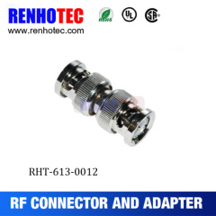 RF Adapter BNC Male To BNC Male Adapter Double Bnc Adapter