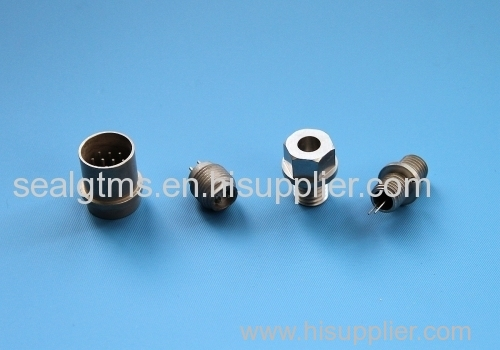 sensor glass metal seals muiti pin feedthroughs