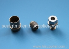 connectors hermetic package glass to metal product