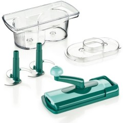 Nicer dicer Twist Set 7 piece genius nicer dicer plus new