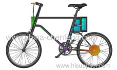 electric yun zao bike C1