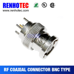 5 Pin Waterproof Bnc Male Crimp Connector