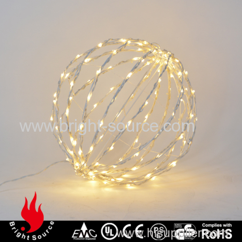 New Design fodable LED Ball lights