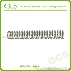stainless steel material compression spring industrial usage stainless steel material compression spring
