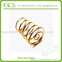 copper wire compression spring steel compression spring stainless steel compression spring coiled compression spring