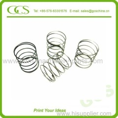 cylindrical compression spring precision compression spring compression spring suitable for sports