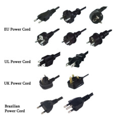 UL certification poles plug USA Standard power cord supplier