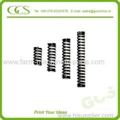 small coil springs trailer coil springs custom helical coil spring canted coil spring heat resistant springs