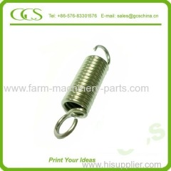 small tension spring adjustable tension spring tension spring with hooks coil extension spring small tension springs