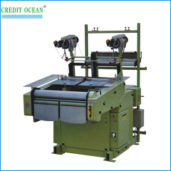 Credit Ocean Double Roller Needle Loom ribbon width 5-300mm
