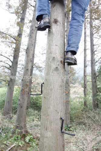 steel hunting tree step