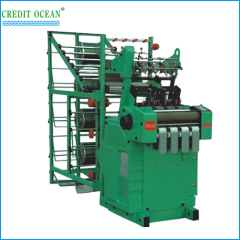 Shuttless weaving loom machine