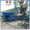 rotation pulverized coal burner