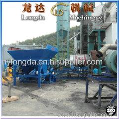coal pulverizer burner for asphalt plant