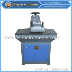 Hydraulic Sample Cutting Machine