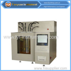 Electronic Kinematic Viscosity Tester