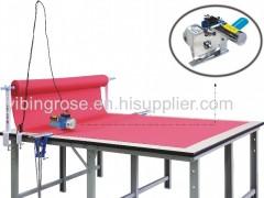 fabric cutting machine end cutter automatic end cutter textile cutting machine