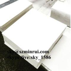 A4 sheets brittle ultra destructible label materials/security label paper/destructible fragile paper a4
