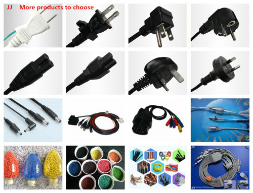 IEC connector POWER extension wire / cable