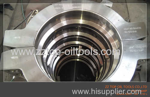 HUB CLAMP AS PER API16 FOR WELL CONTROL