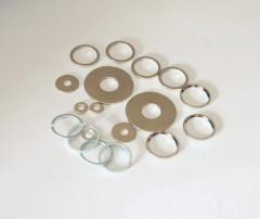 Professionelle Hochtemperatur N48H Sintered Neodym-Magneten Ring