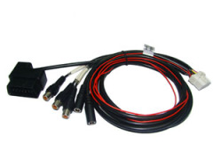 Standard car connecting wire