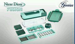 NICER DICER FUSION/NICER DICER SMART/NICER DICER
