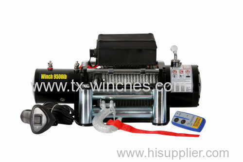 TRUCK winch 12000-I with CE