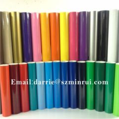 China the largest factory of self adhesive Colorful Ultra Destructive vinyl Eggshell sticker material sheets and rolls