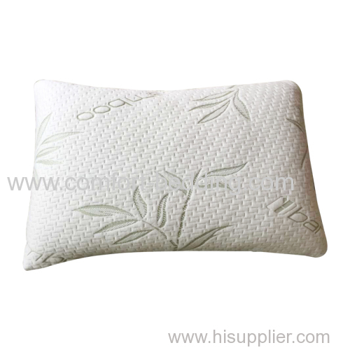2015 best selling bamboo pillow memory foam pillow