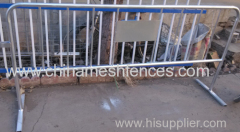 Lowest Cost Crowd Control Barrier for kinds of events