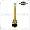 TR571 Brass Tubeless Truck and Bus Tire Valves