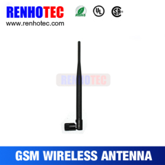 Hight Quality 2.4G 5db Rubber Wifi Antenna
