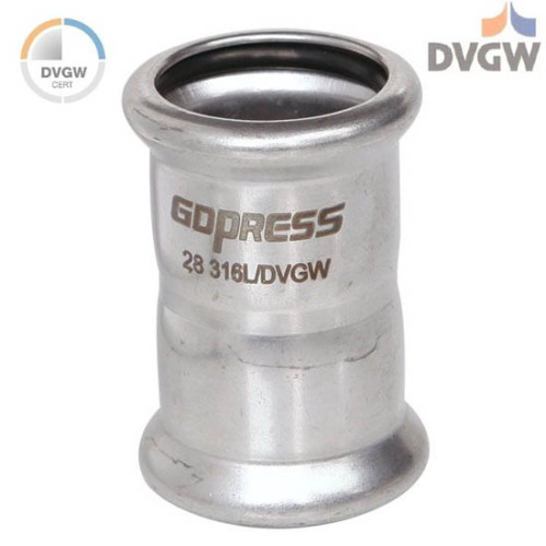 Coupling Stainless steel SC