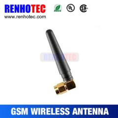 Stubby 868mhz SMA Rubber GSM Antenna