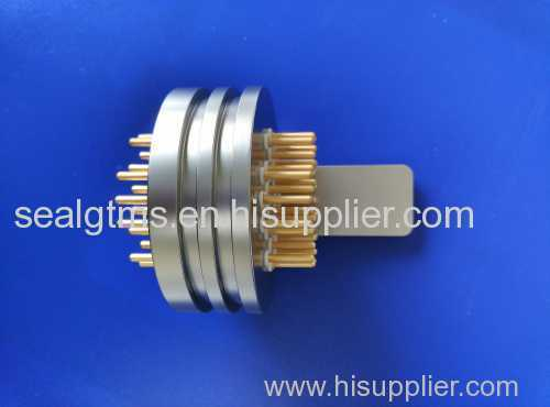 High temperature high pressure connector