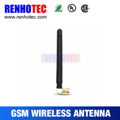 433MHz 2dBi GSM antenna Rubber antenna SMA connector