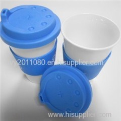Soft Cap Ceramic Cups