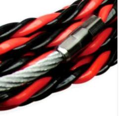 W0830 fish type three braid