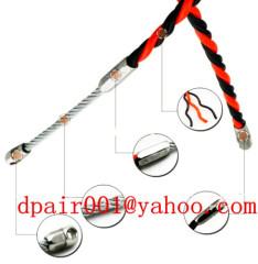 L0750 push pull rodder