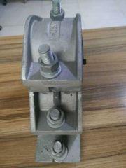 high pressure JGP-1 rigidity three core cable clamp