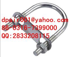 low cost JGU-90 Cable fixed u-bolt