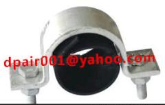 bolt-up aluminium alloy JGL-4 cable clamp