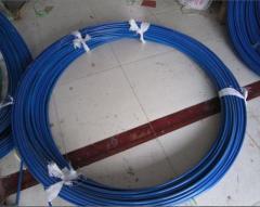 Design best selling fiberglass push pull duct rod