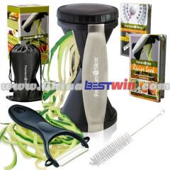 Premium Vegetable Spiralizer Bundle